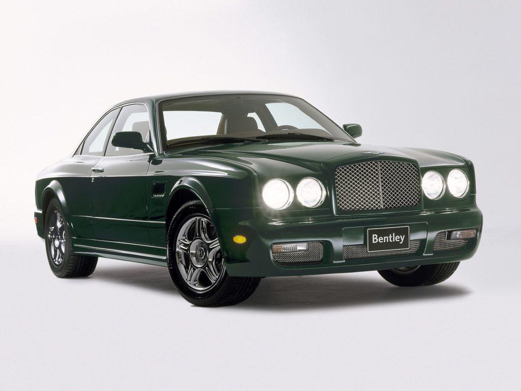 Bentley V8