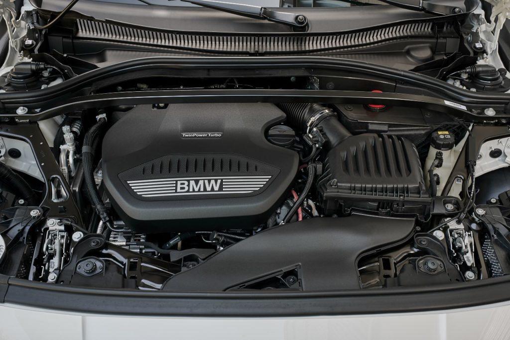 BMW silniki 2020