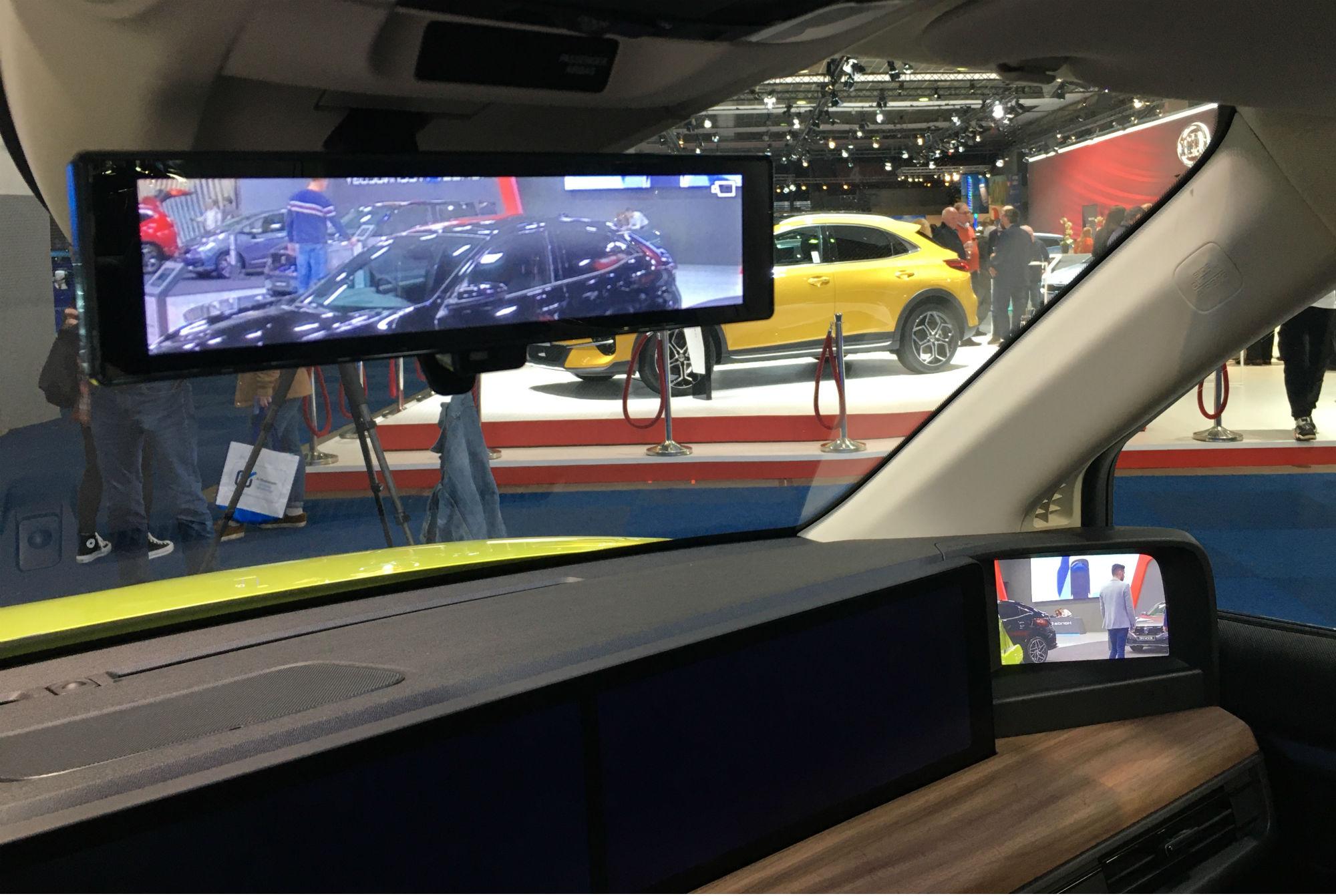 Bruksela salon samochodowy