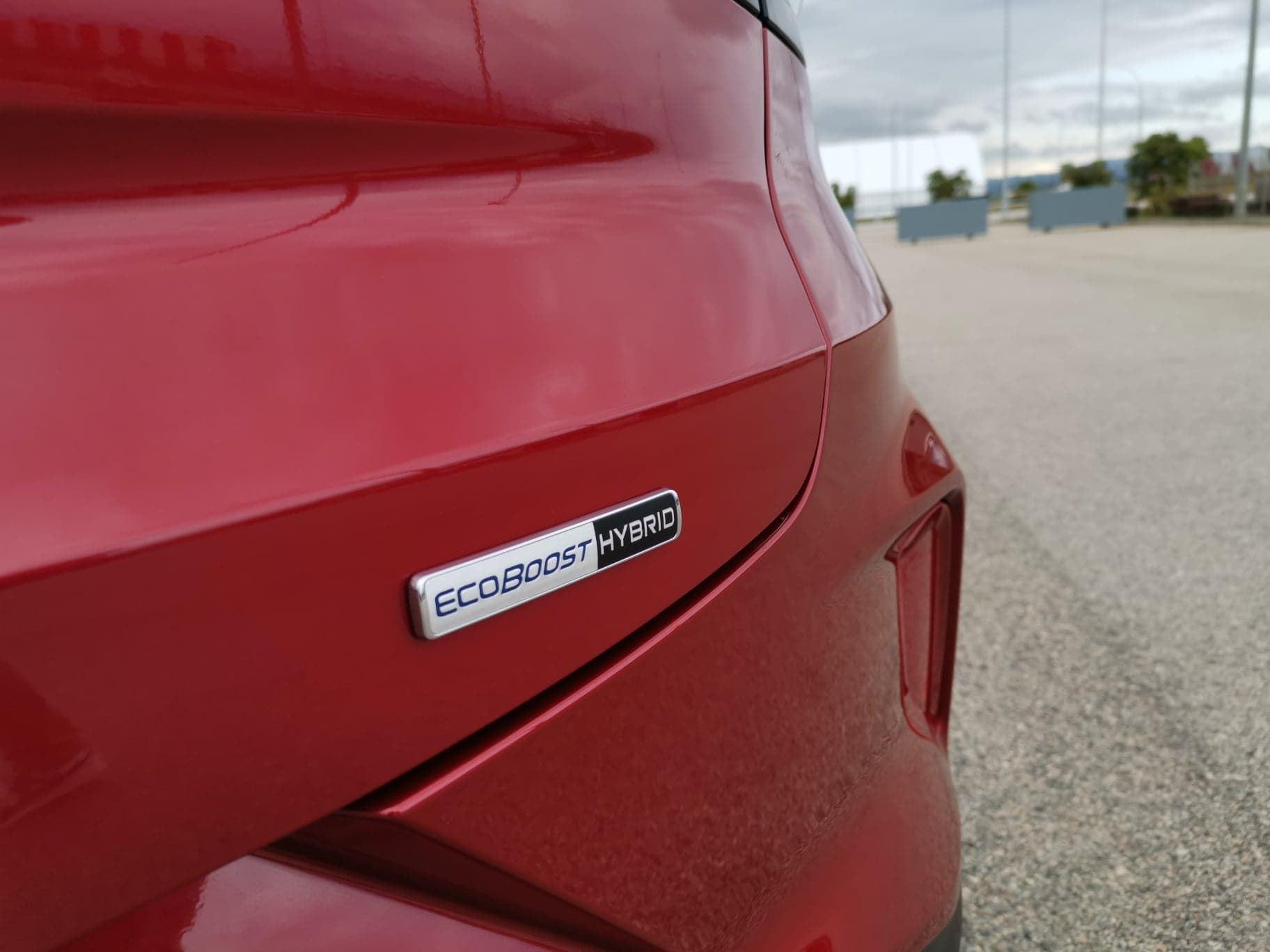 Ford Puma 2020 mild hybrid
