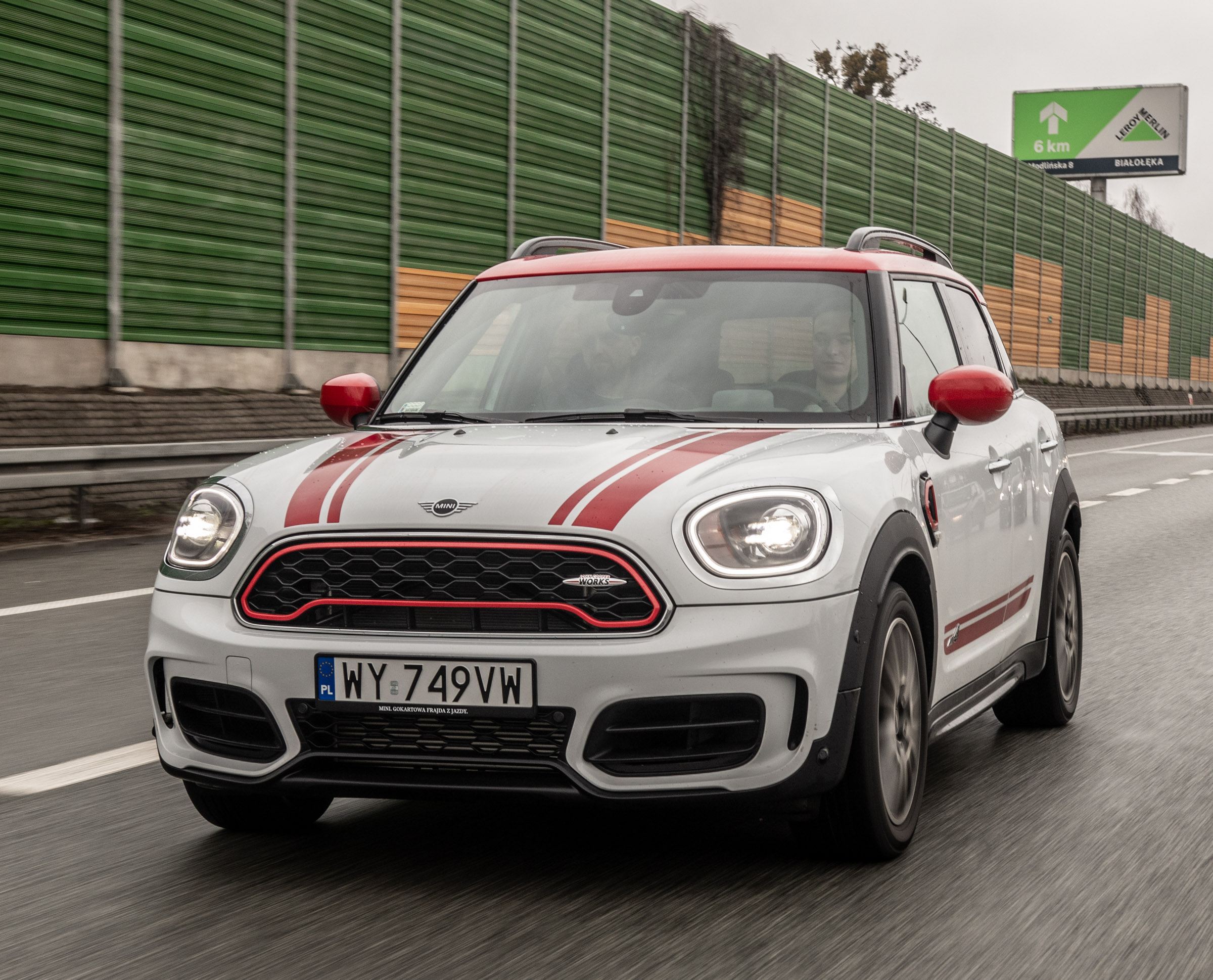 Mini Countryman John Cooper Works JCW 2020