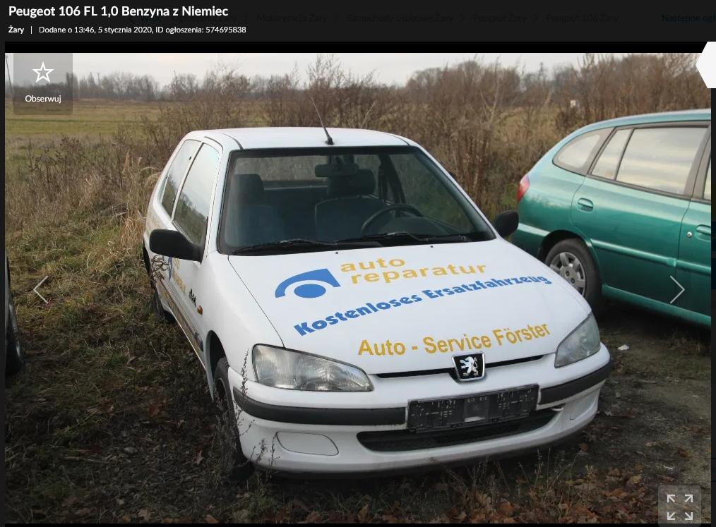 najtańsze samochody