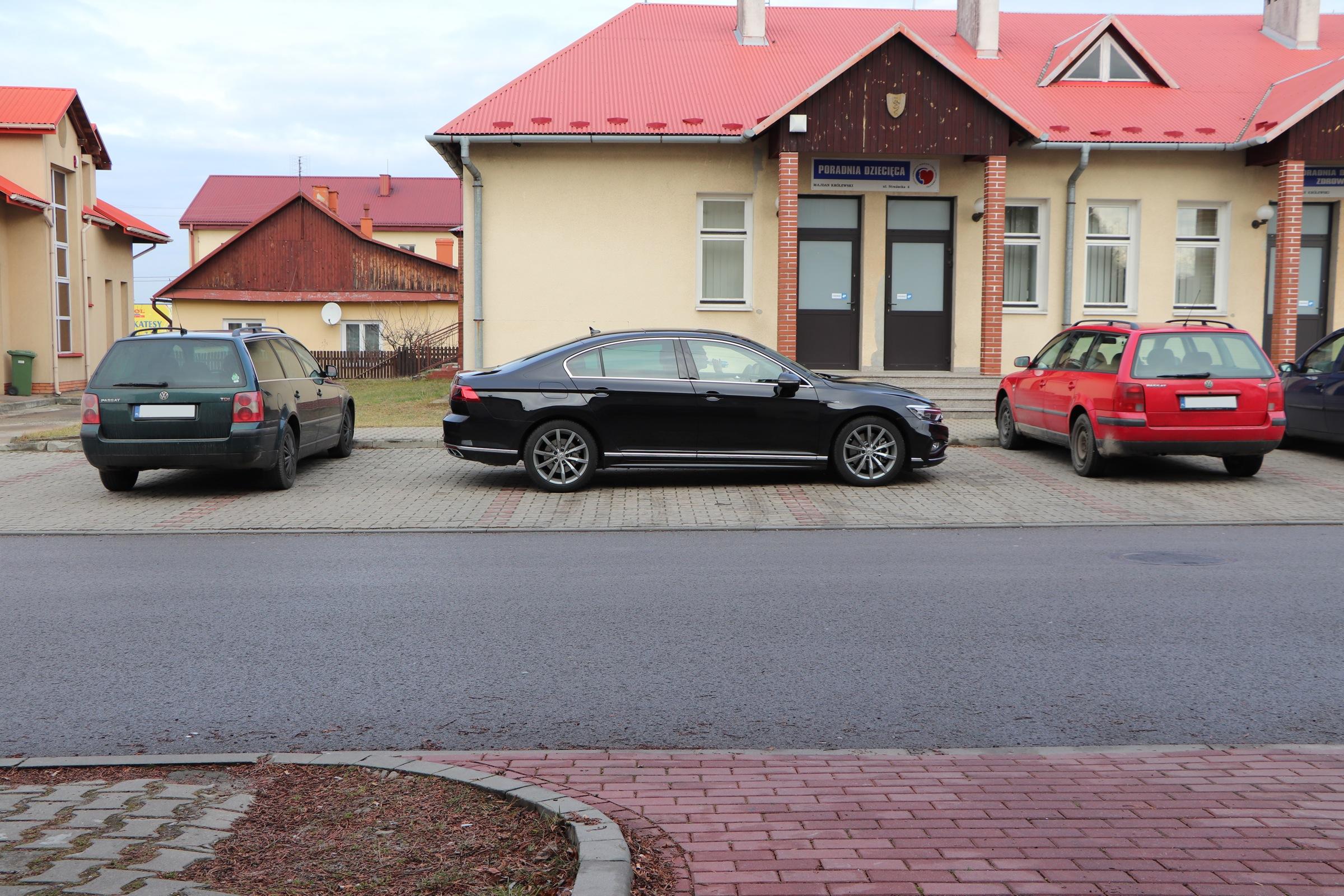 VW Passat B5 B8 test