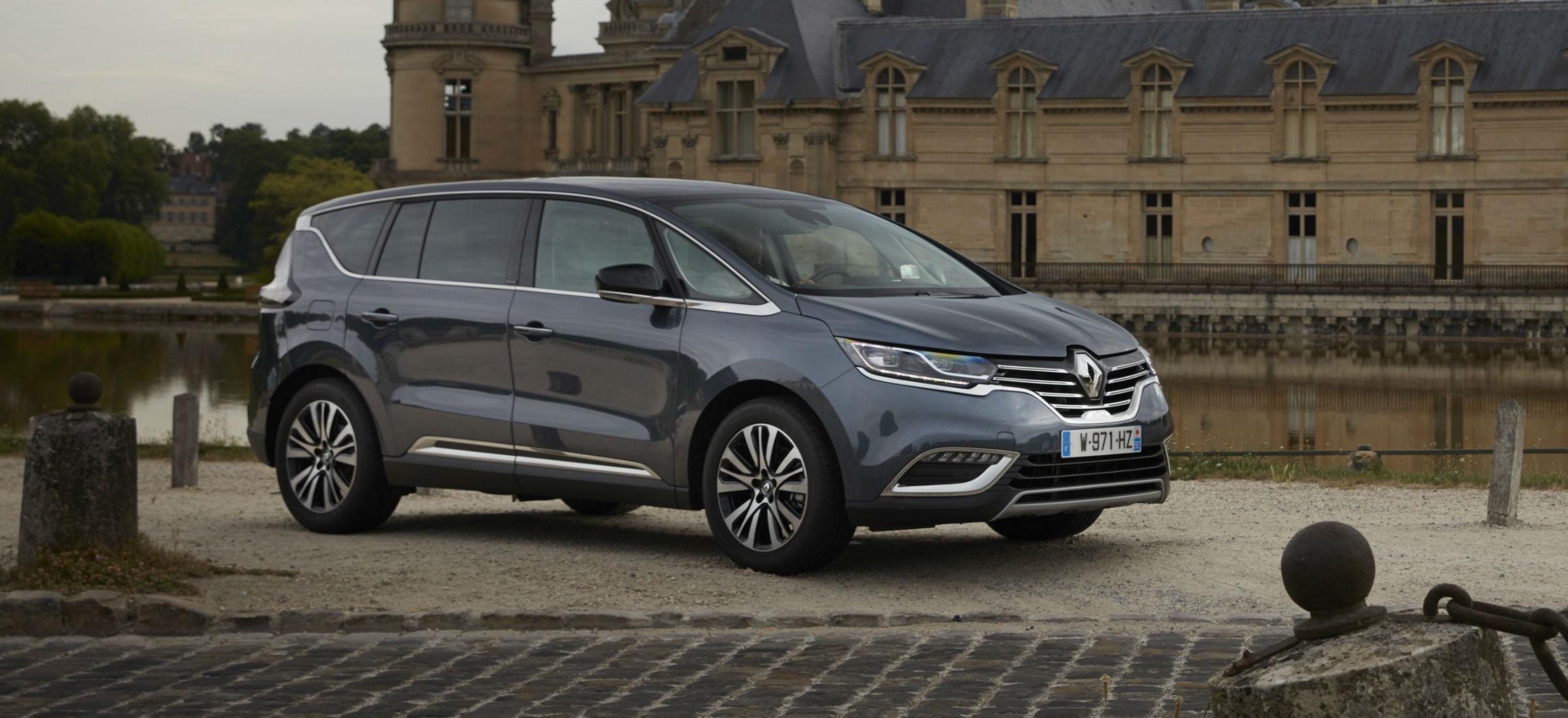 Renault Espace koniec produkcji