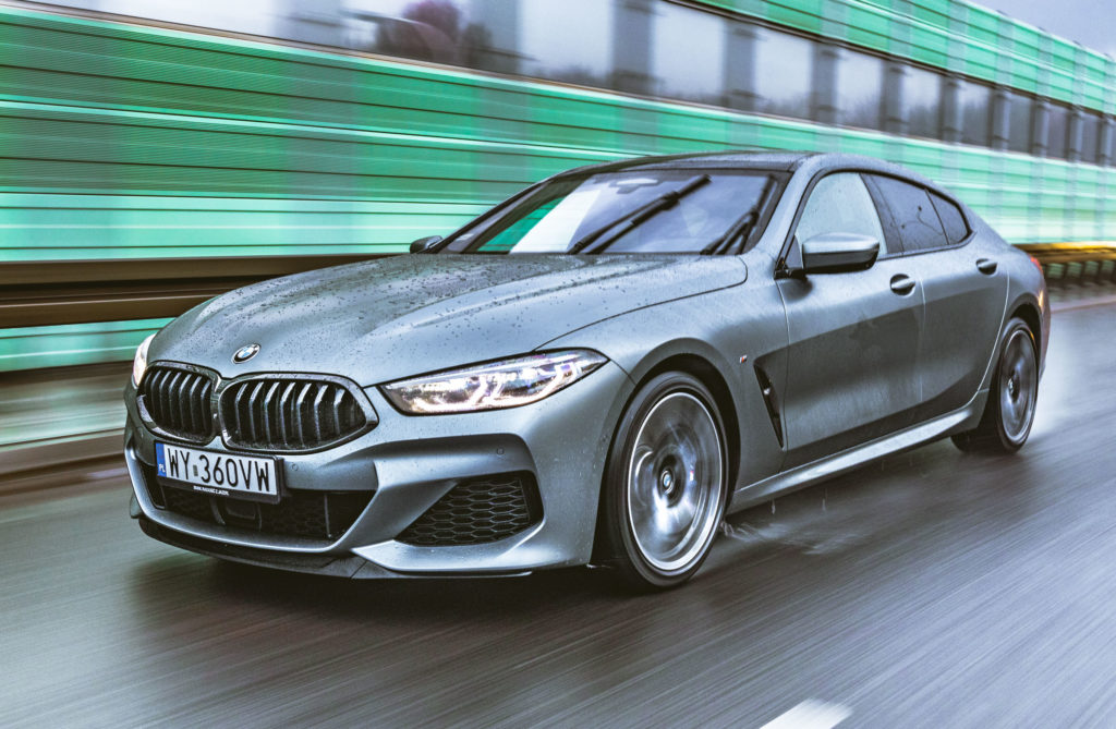 BMW M850i Gran Coupe test 2020
