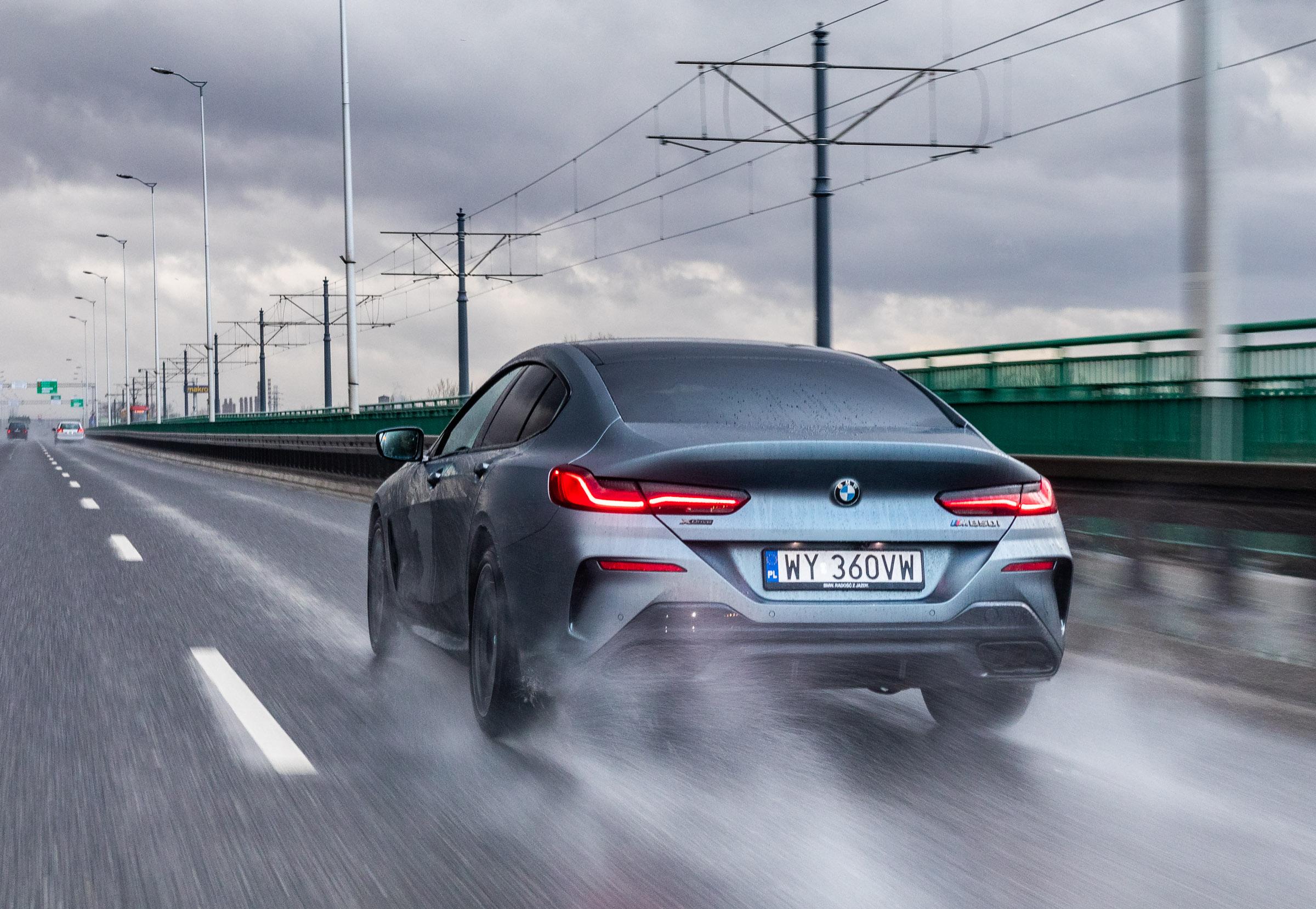 BMW M850i Gran Coupe test 2020