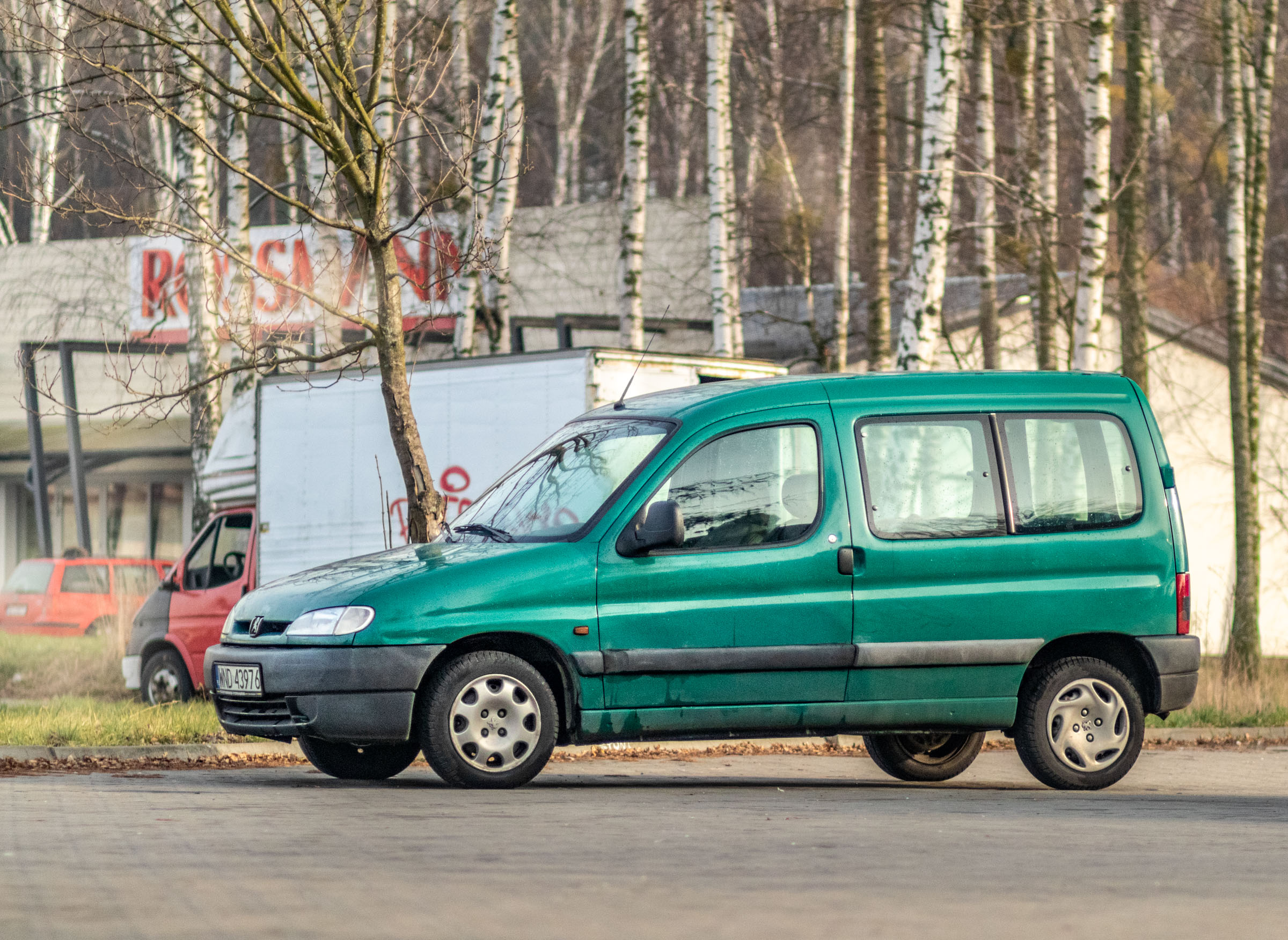 peugeot rifter long test