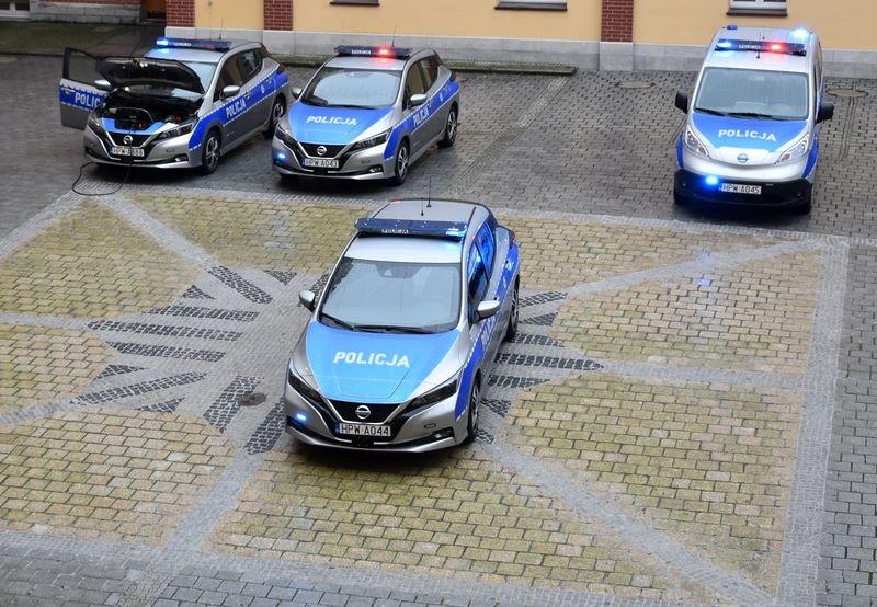 policja przetarg