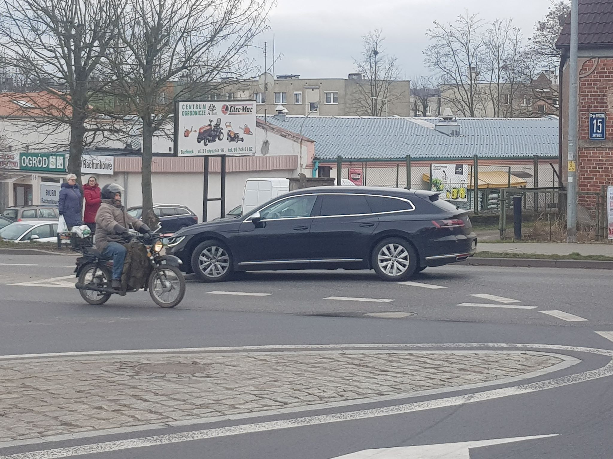 Volkswagen Arteon Shooting Brake zdjęcia