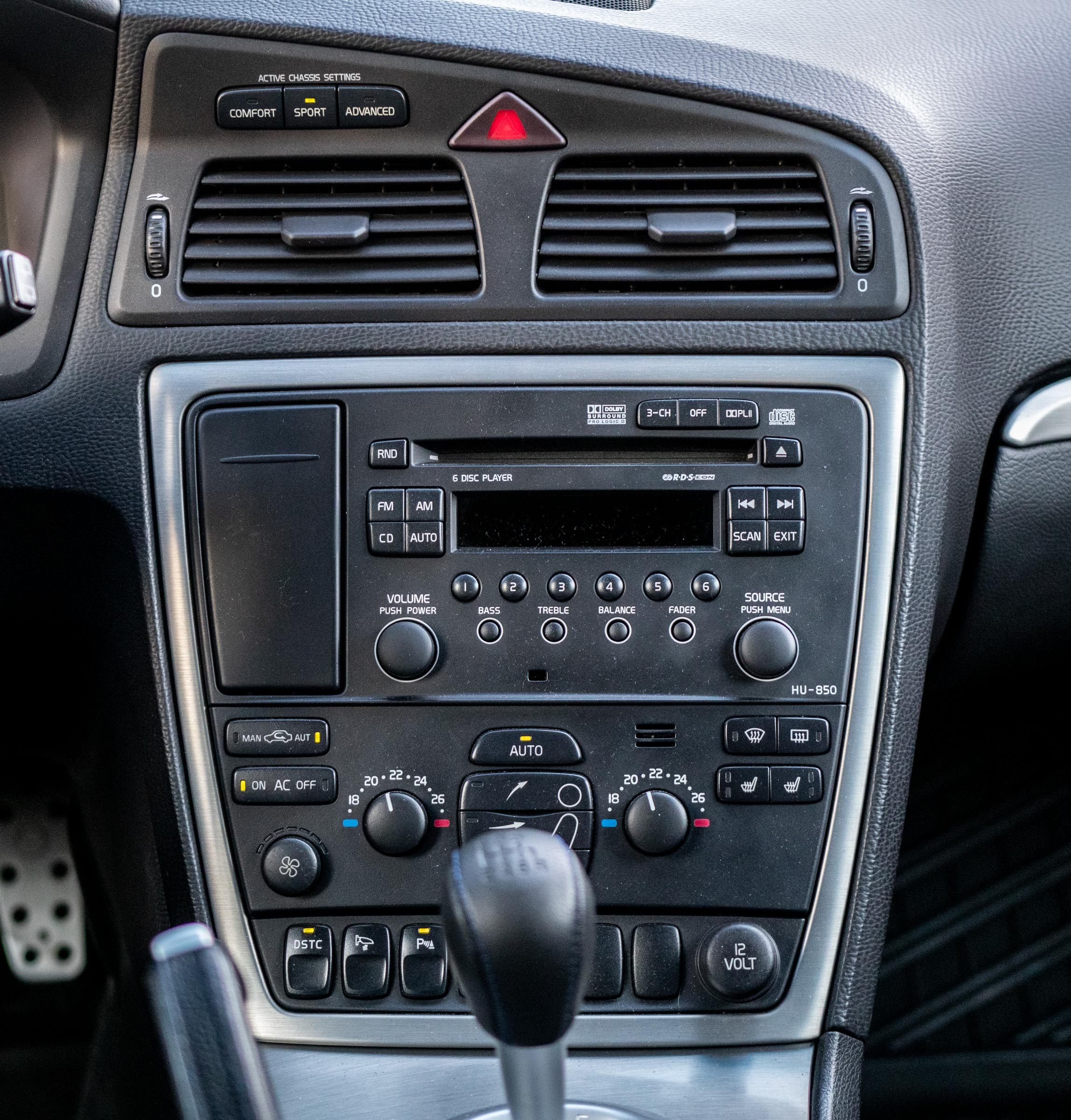 Volvo V70R używane