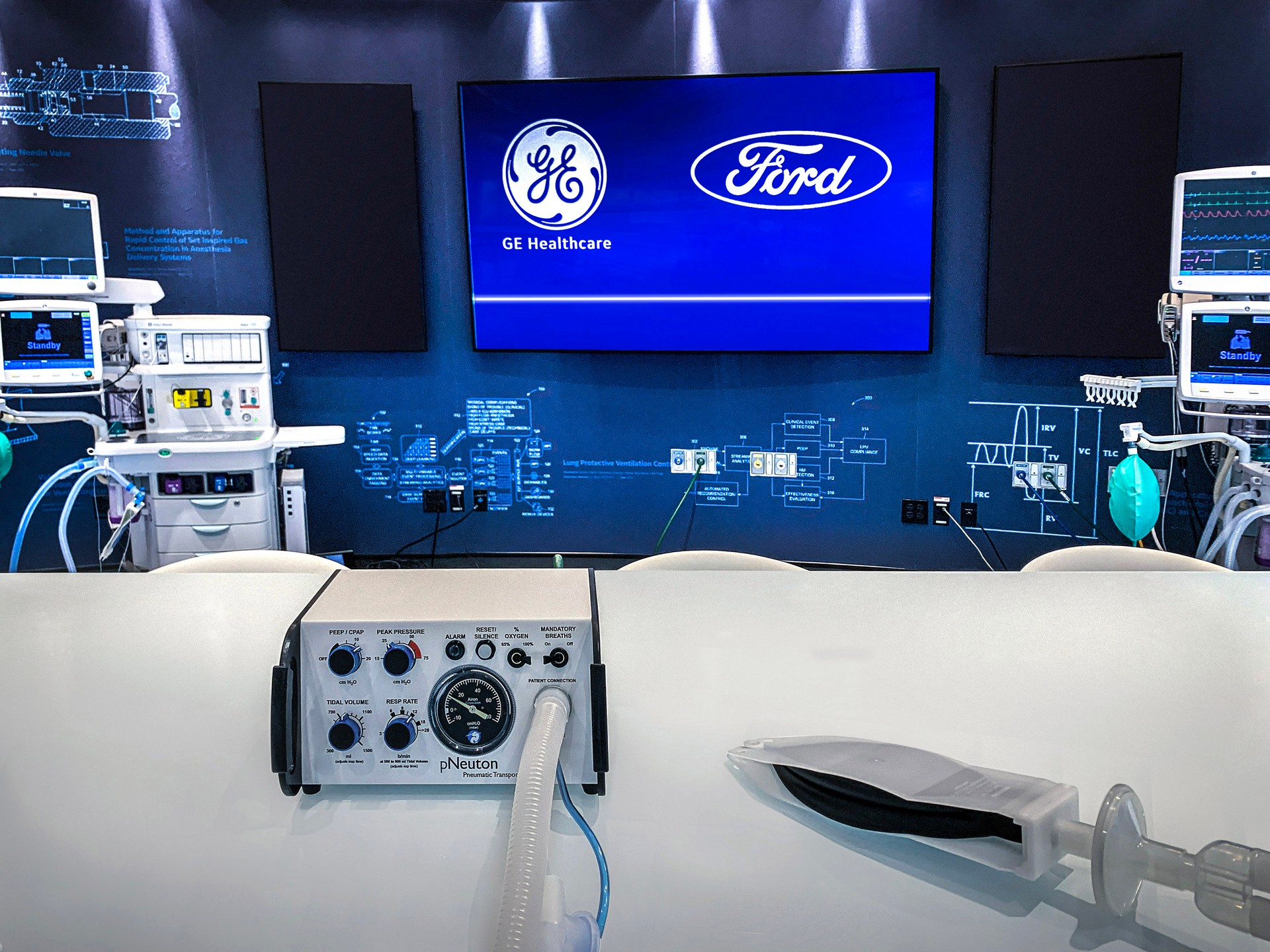 respiratory Ford