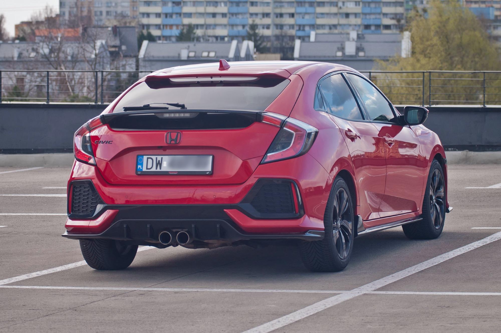 Honda Civic test długodystansowy