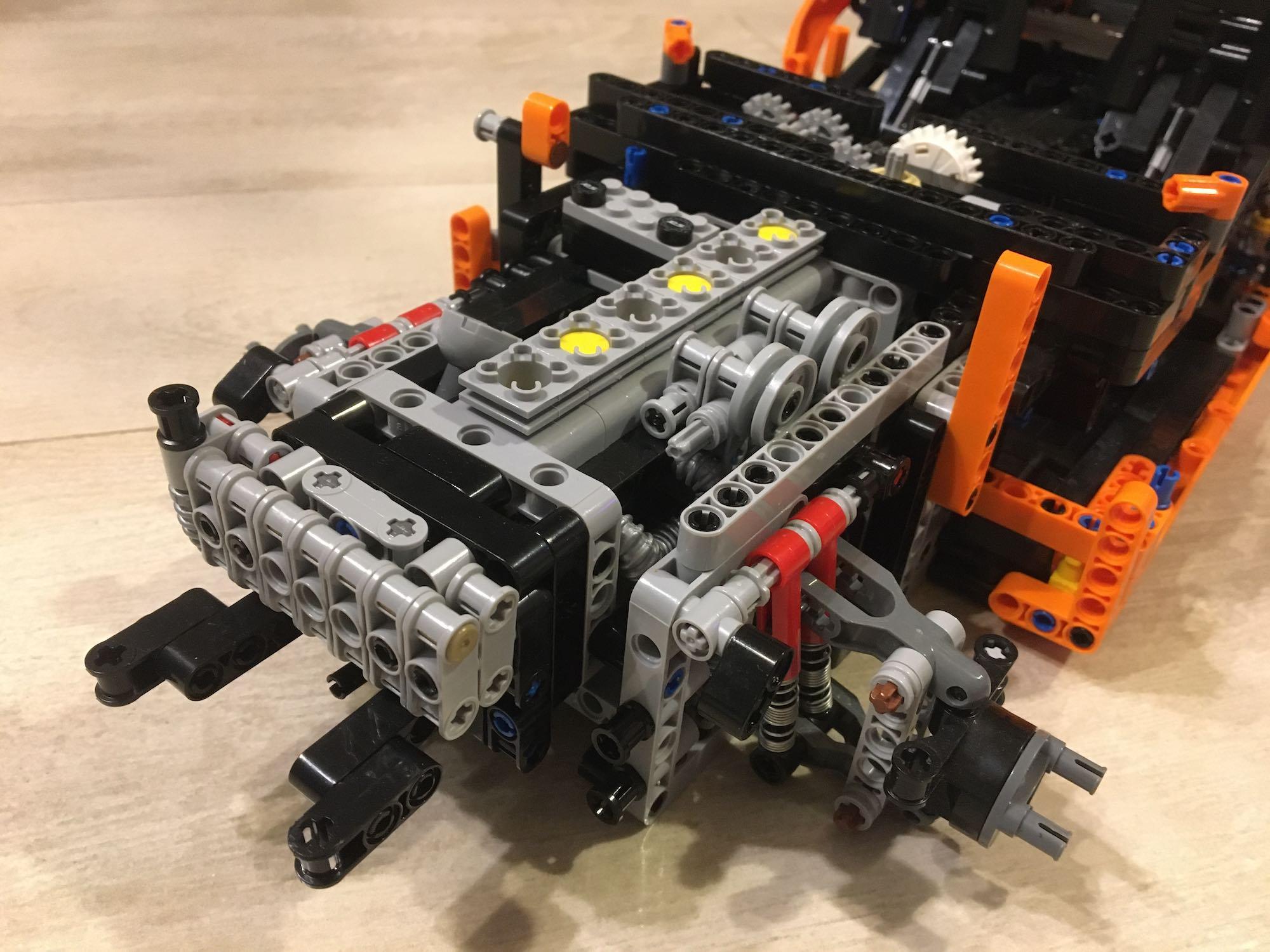 Datsun 240Z Lego