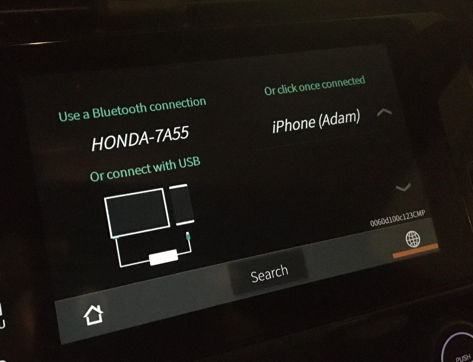 CarPlay bezprzewodowo