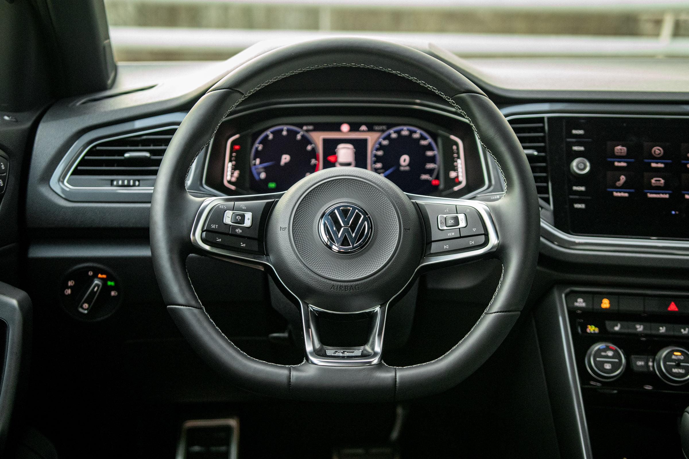 Volkswagen T-Roc 2020 test 1.5 TSI