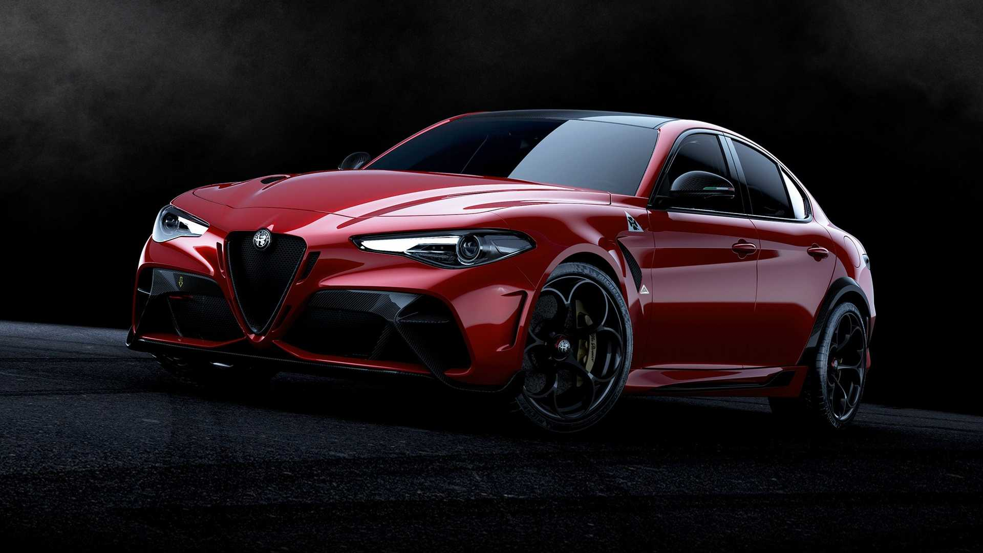 Legenda faktycznie powróciła. Oto Alfa Romeo Giulia GTA i GTAm