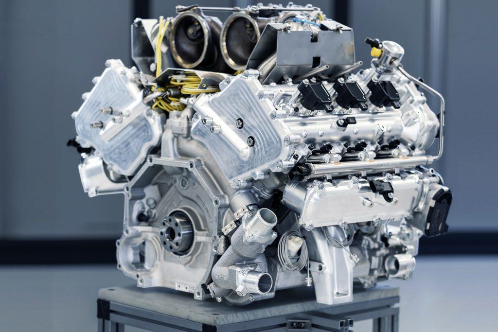Aston Martin V6