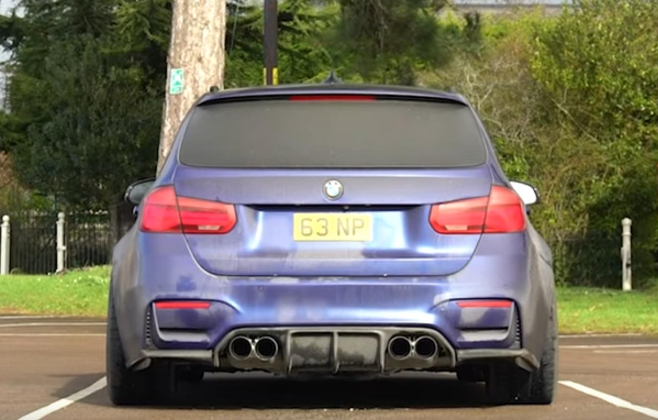 BMW M3 Touring F81