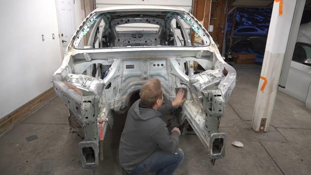 BMW X6 wypadek