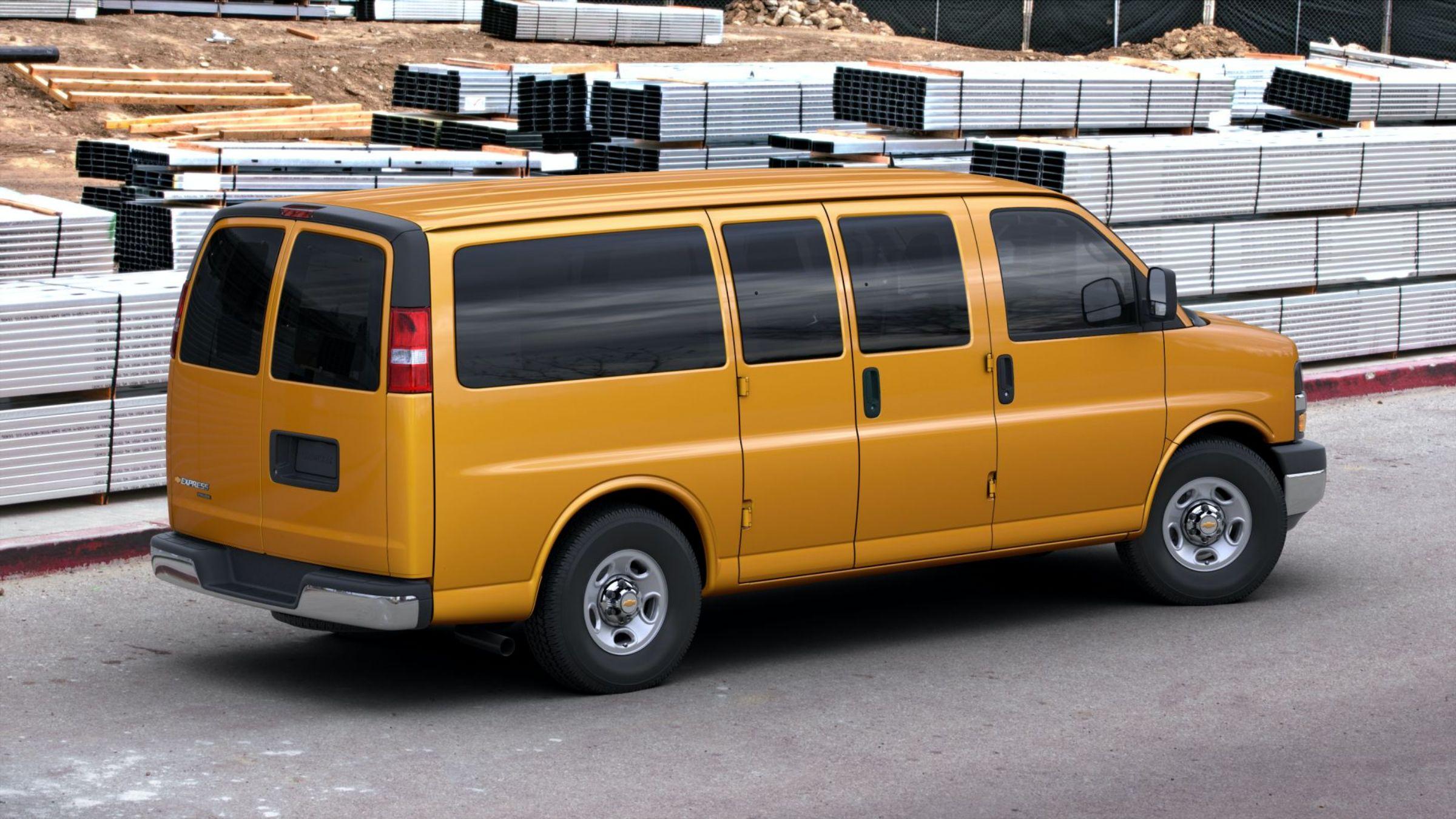 Chevrolet Express 6.6 V8 2021