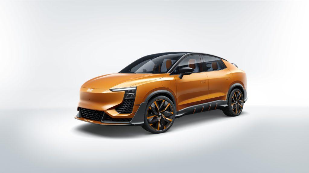chiński elektryczny samochód Aiways U5