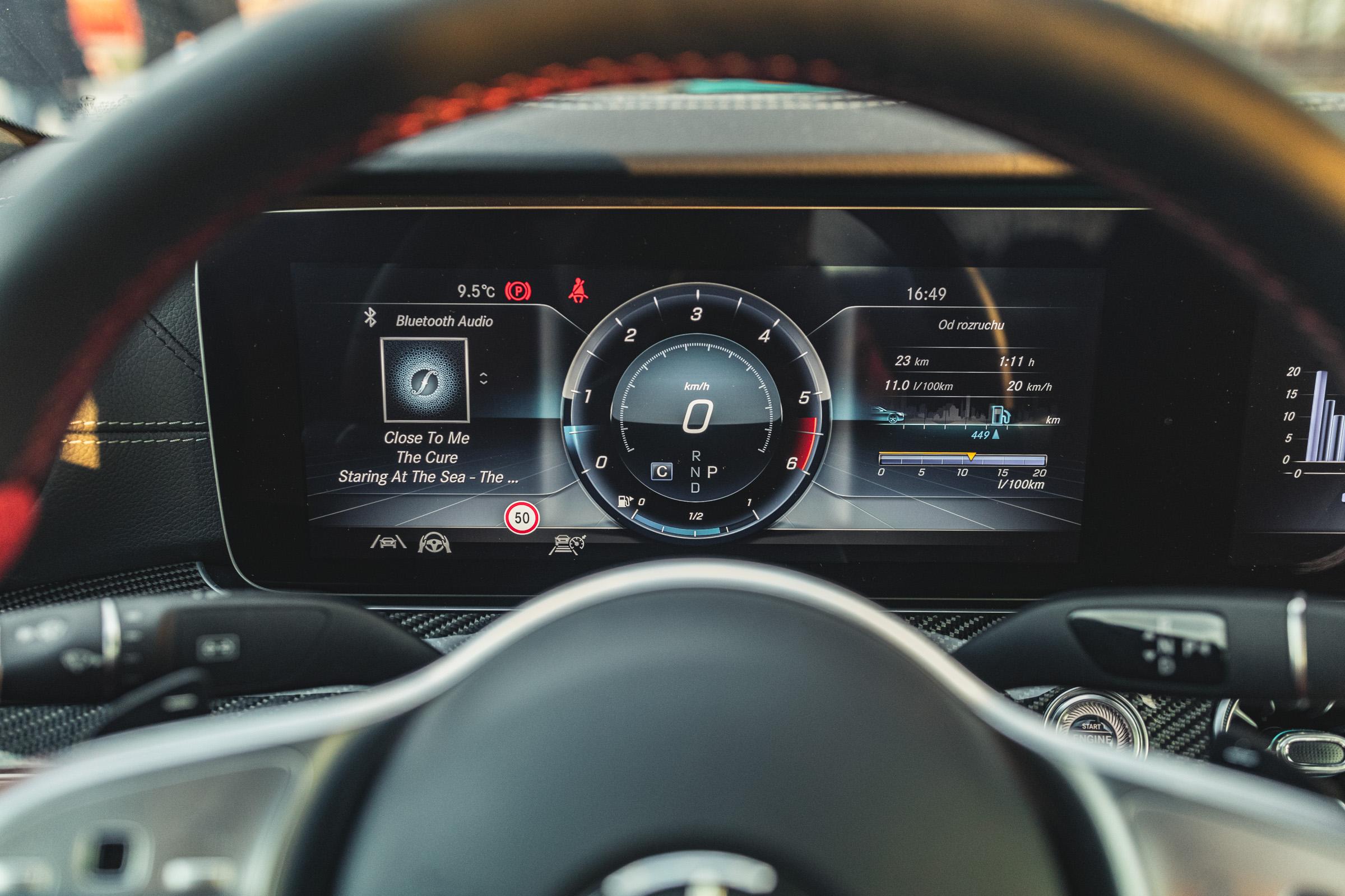 Mercedes CLS designo