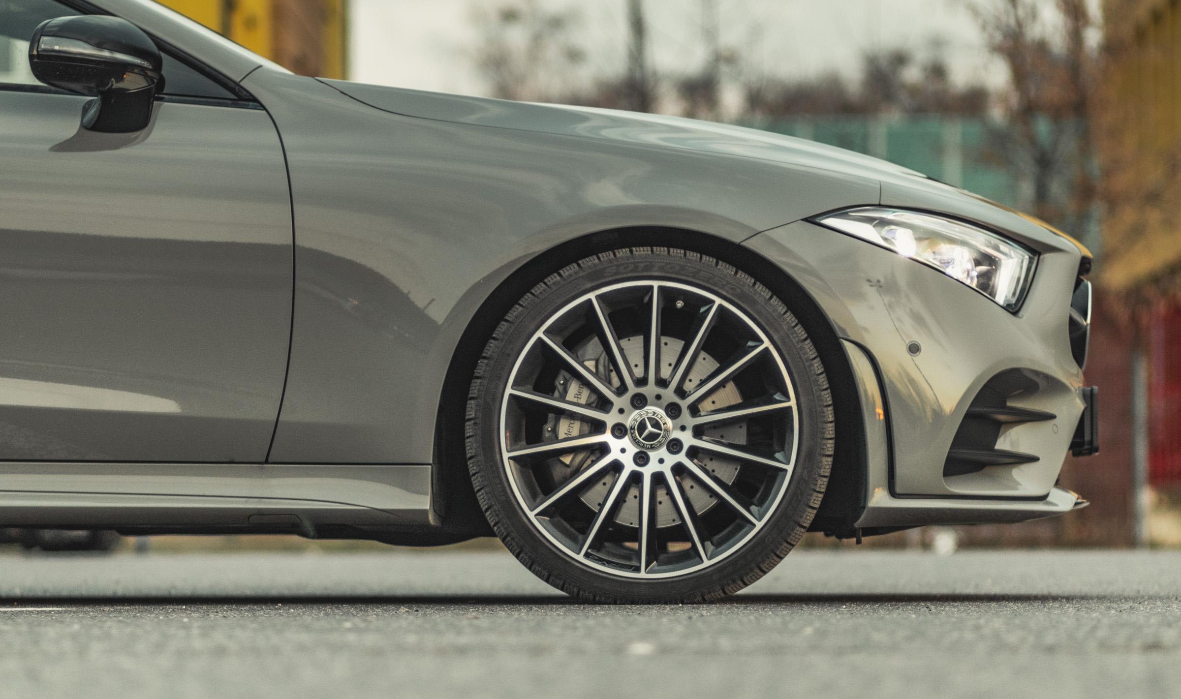 Mercedes CLS 350d 2020 test