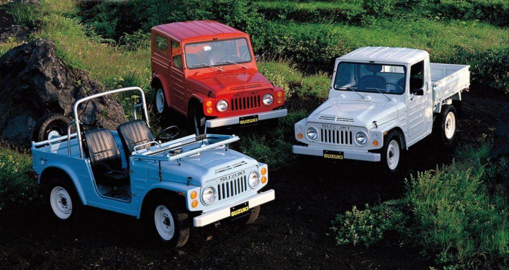 Suzuki Jimny pickup
