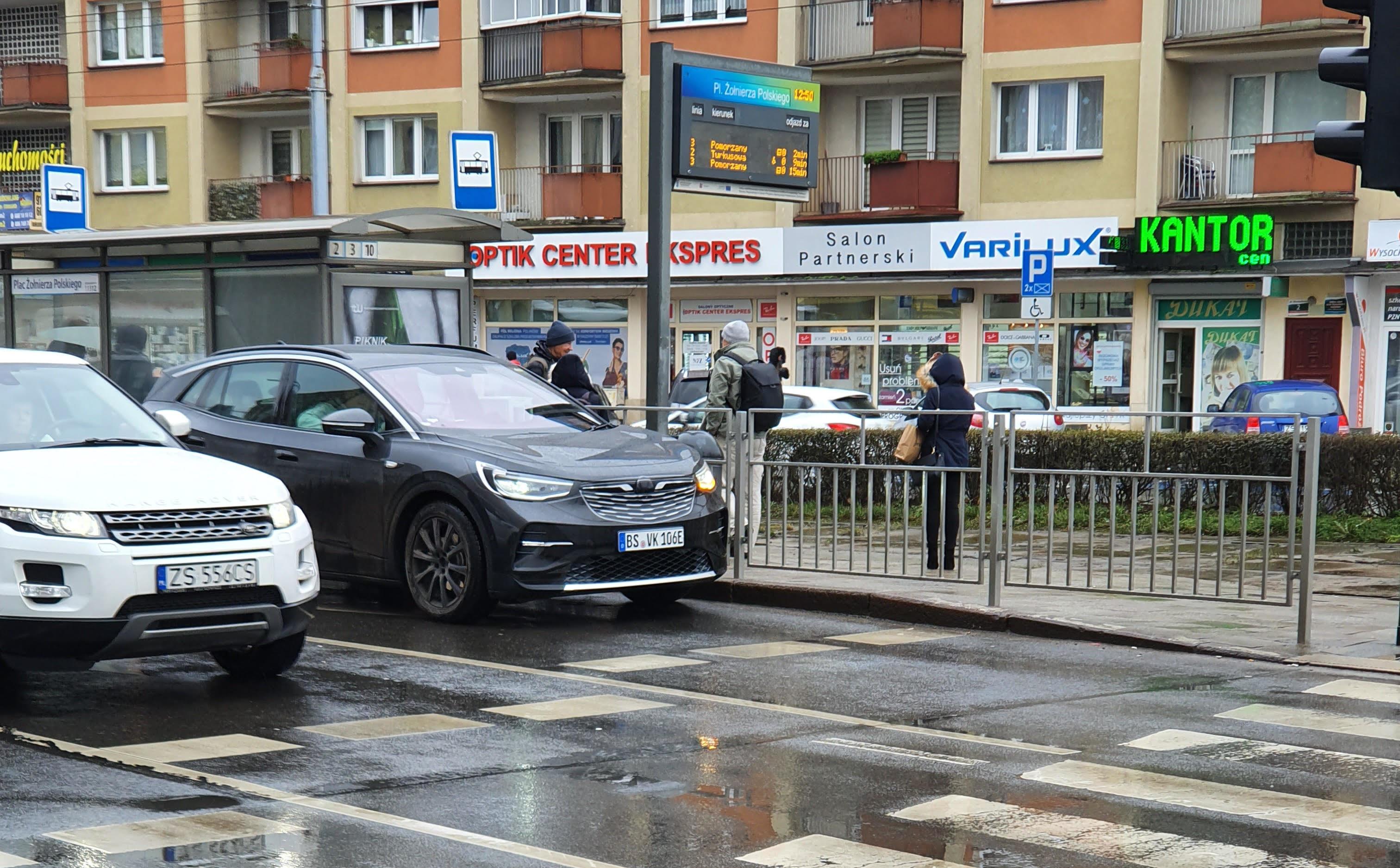 Volkswagen ID.4 zdjęcia szczecin