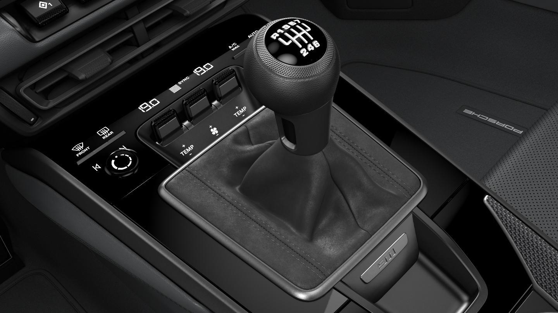 Porsche 911 manual