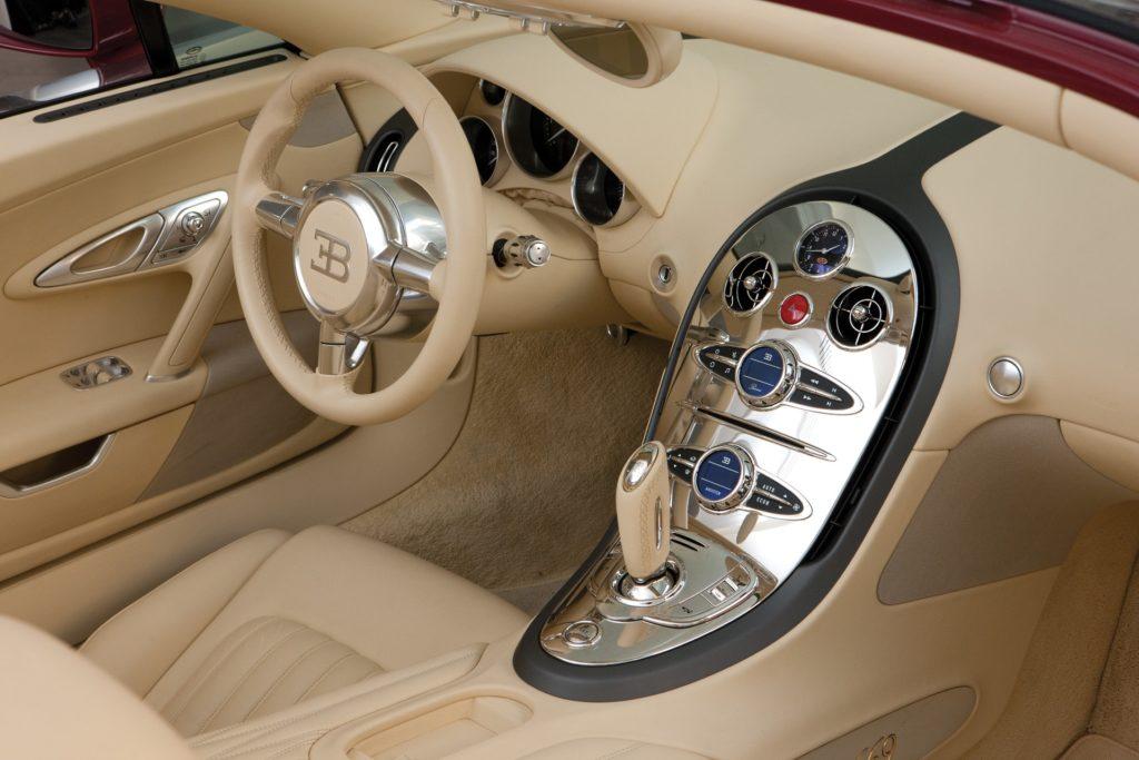 Bugatti Veyron historia
