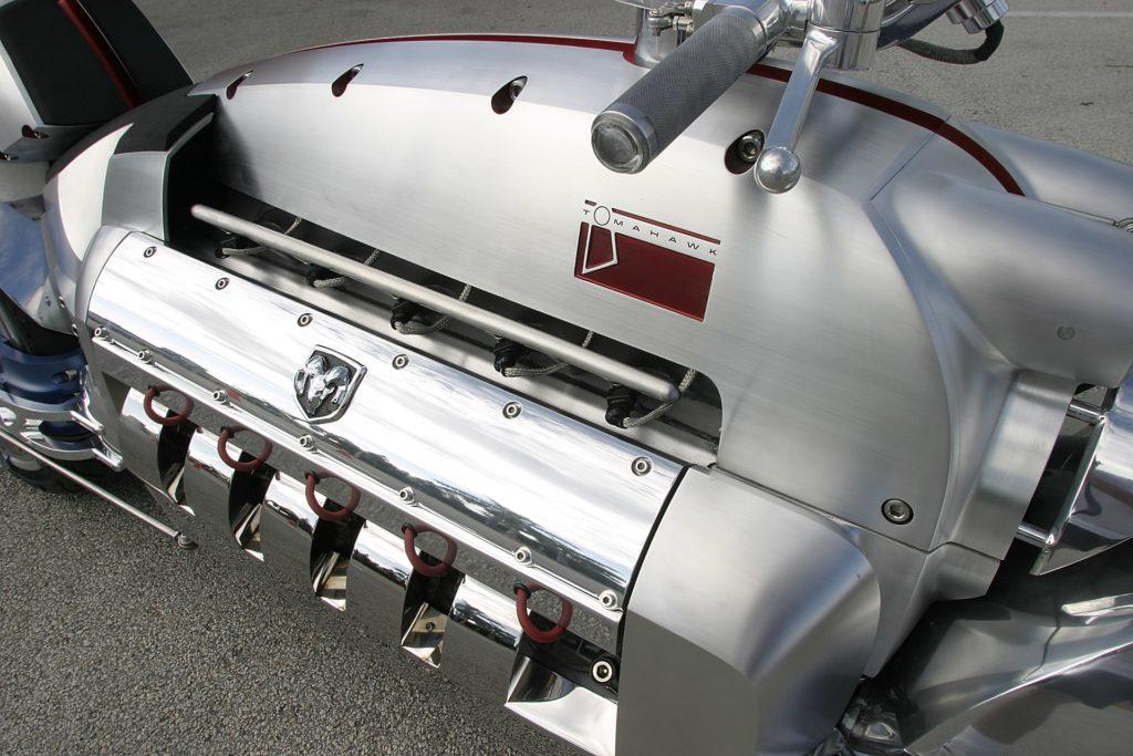 Dodge Tomahawk silnik