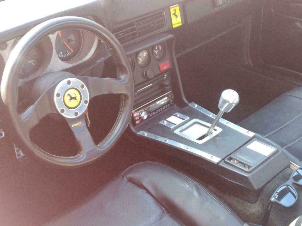 Ferrari Testarossa replika