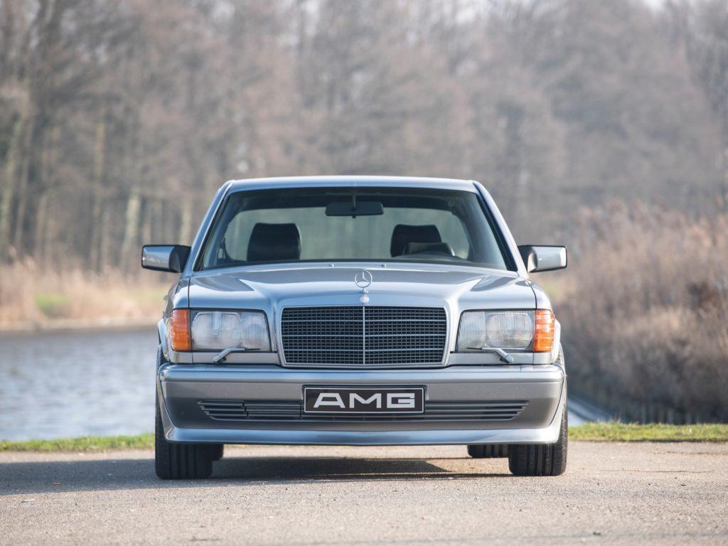 Mercedes W126 AMG
