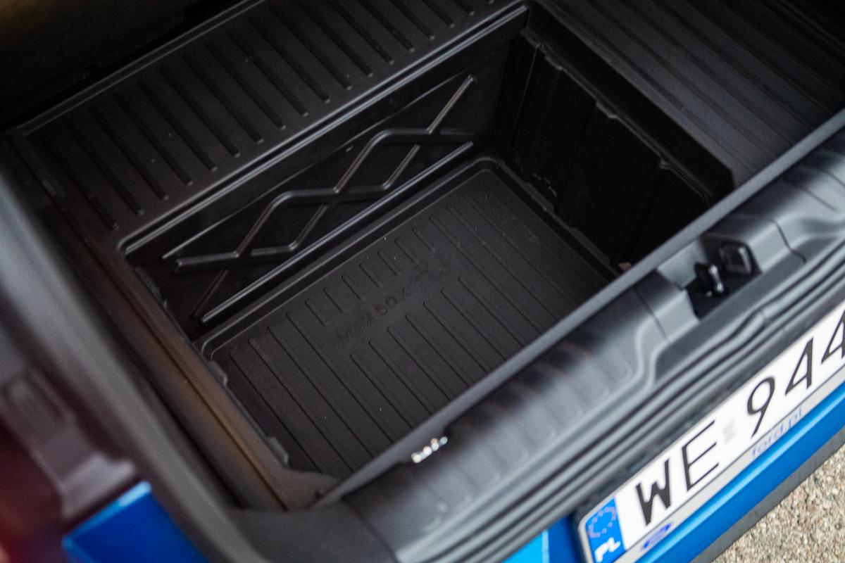 Ford Puma 1.0 test