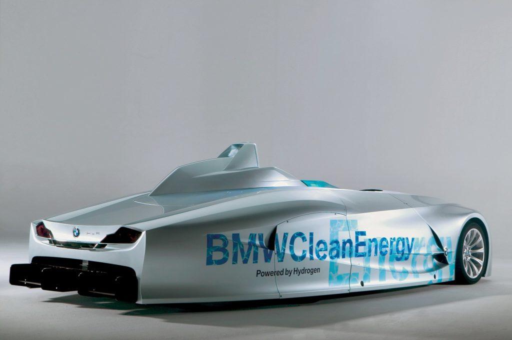 BMW H2R rekord