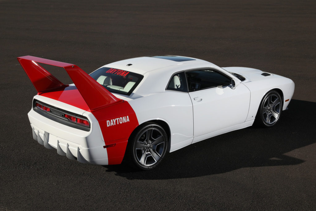 Dodge Challenger tuning
