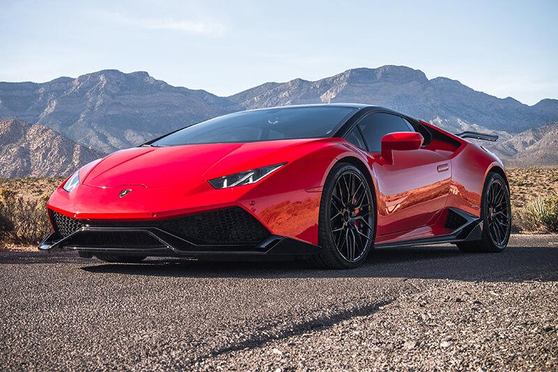 Lamborghini Huracan wypożyczalnia