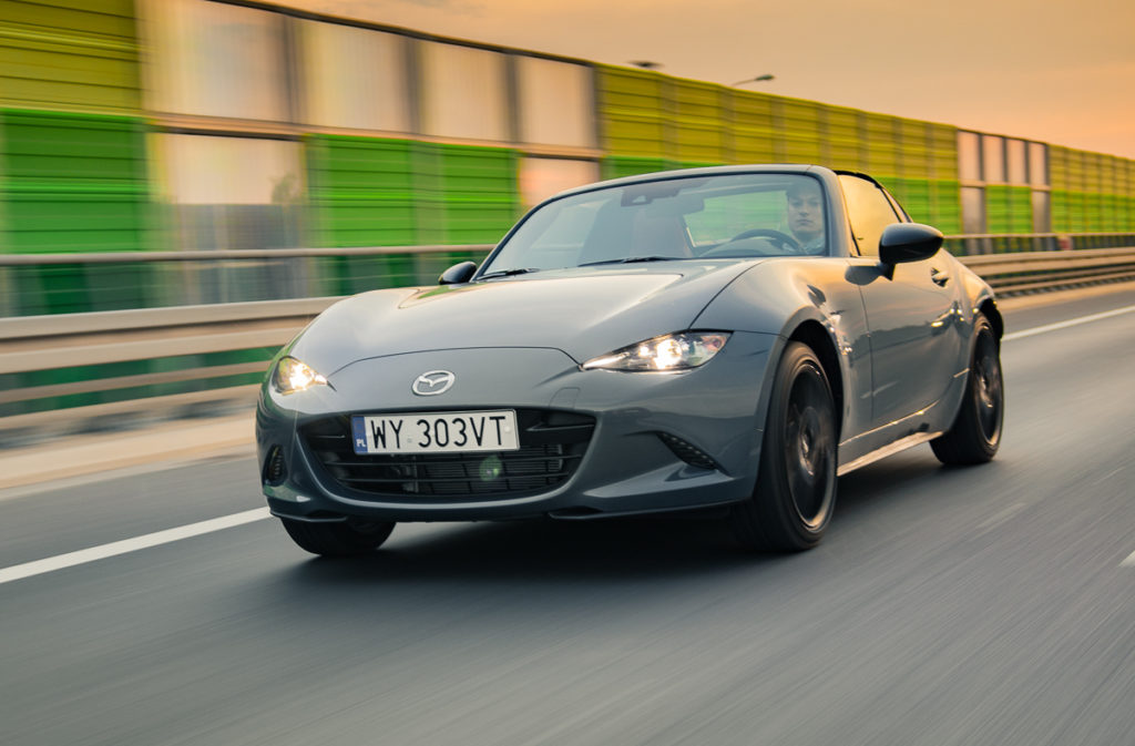 Mazda MX5 100th Anniversary