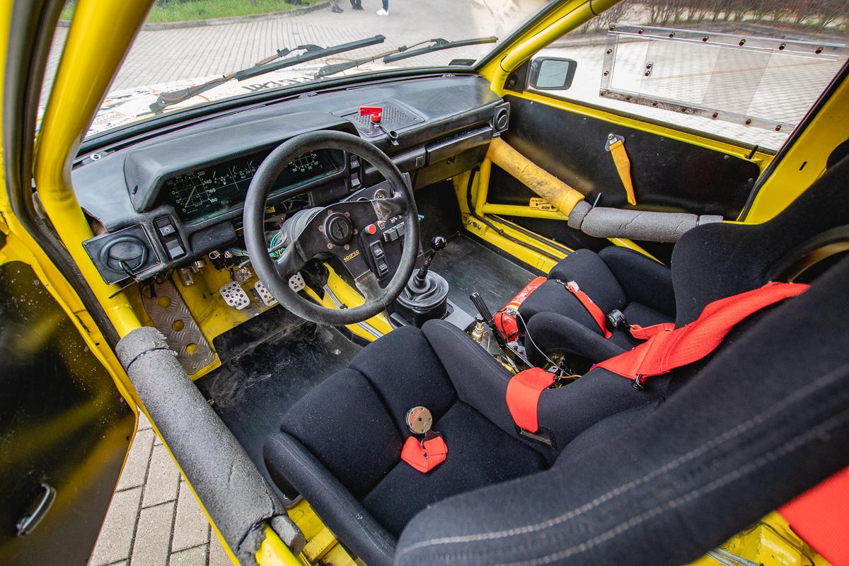 Polonez 2000 rally