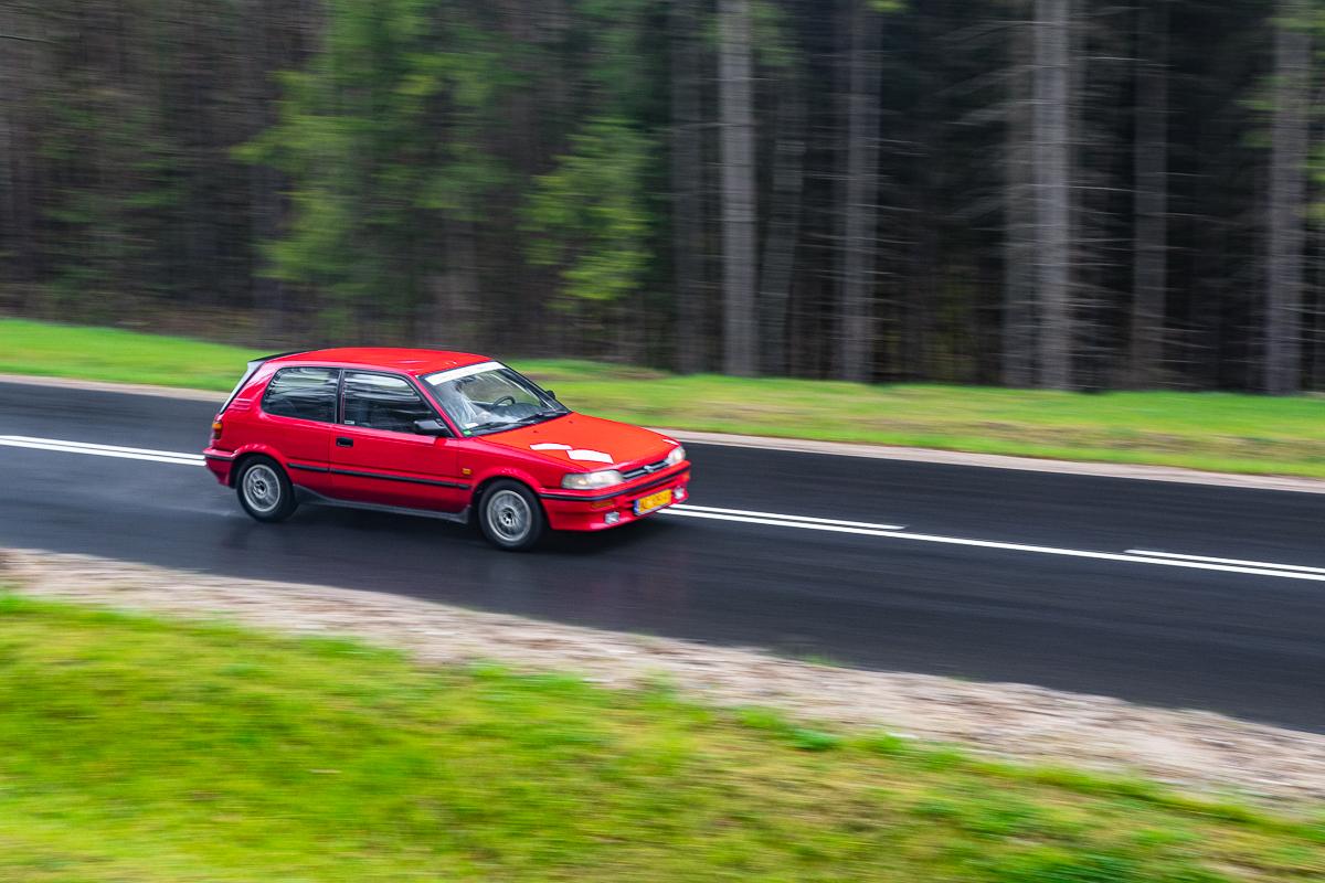Toyota Corolla GTI E9