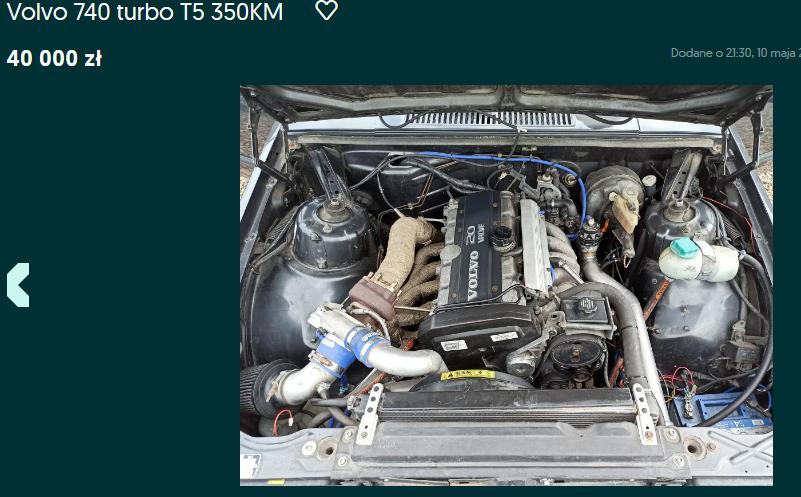 silnik B5234T5