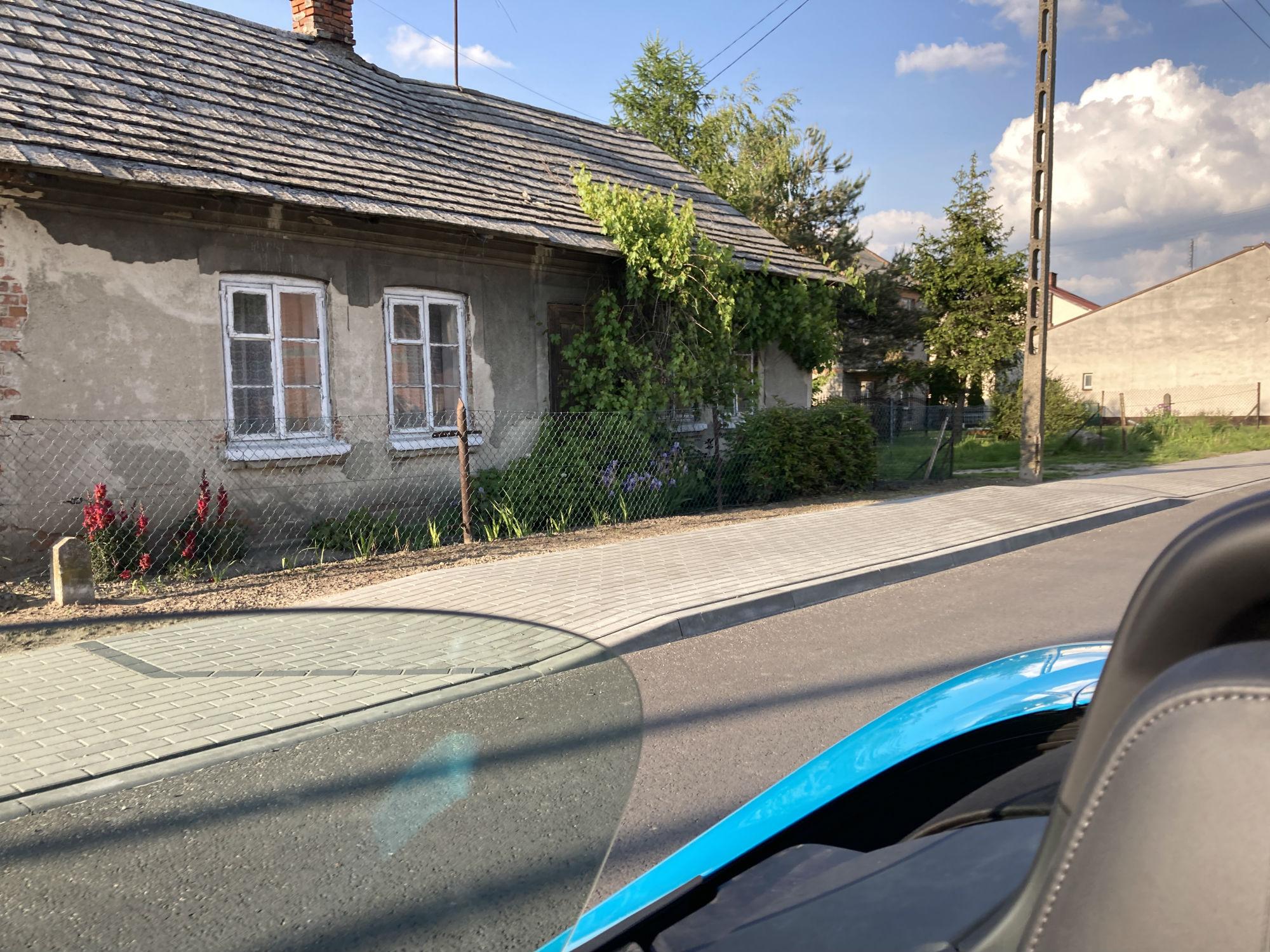 droga warszawa wrocław