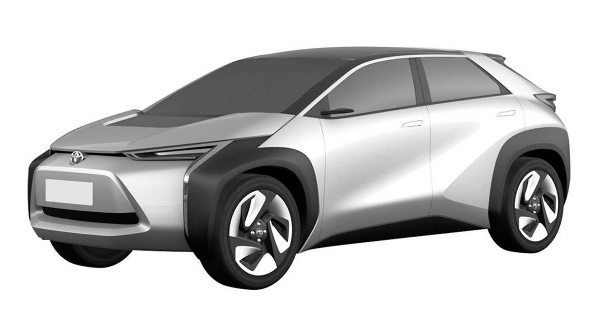 Toyota modele elektryczne