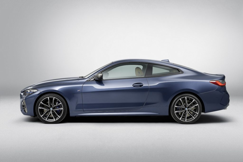 BMW 4 premiera