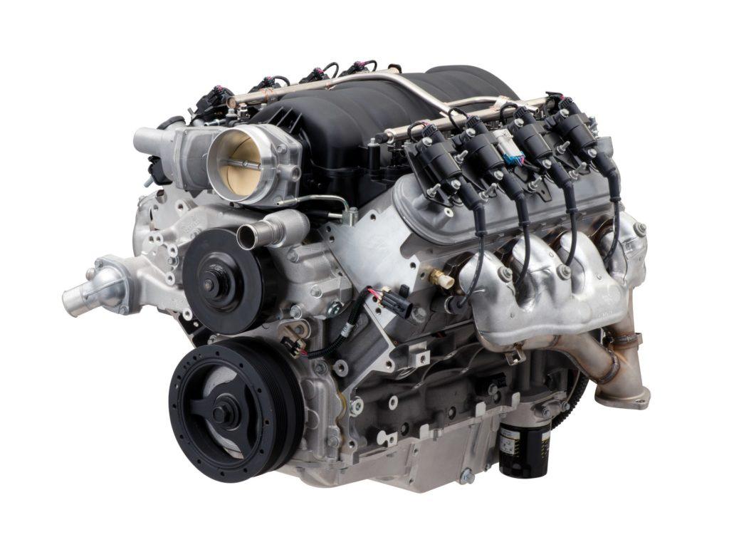 Chevrolet Corvette LS7