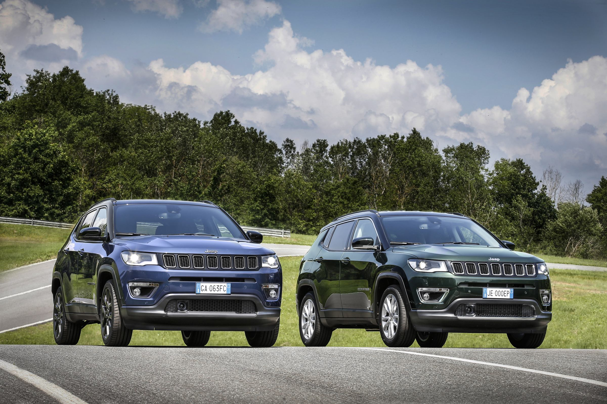 jeep compass lifting