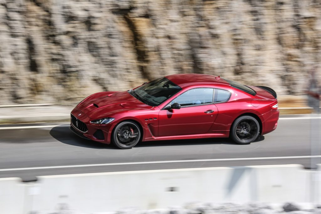 Maserati V8