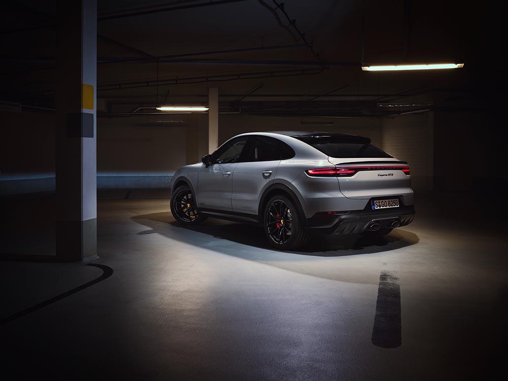 Porsche Cayenne GTS V8