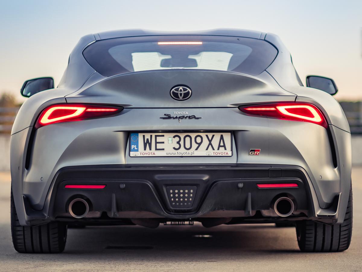 Toyota gr supra historia